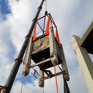 Herbestemming klokkentoren te Rijnsburg