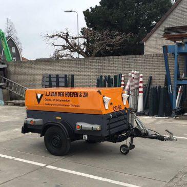 Compressor 5m3 p/min